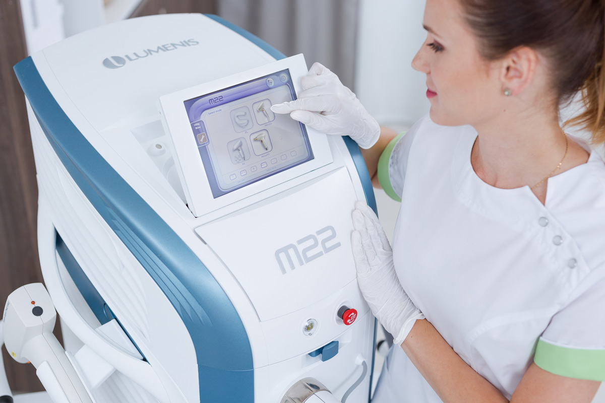 Fantastyczny Laser frakcyjny ResurFX - MyBodyClinic Kraków EZ38